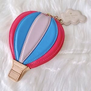 KATE SPADE ♠️ Get Carried Away Balloon Coin Purse